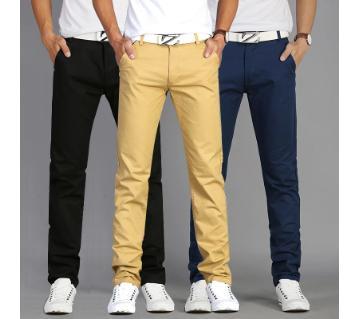Gabardine Pant For Men Combo Offer 3 Piece