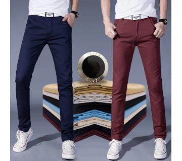 Gabardine Pant For Men Combo Offer ( 2 Piece)