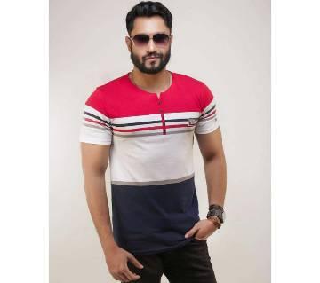 half sleeve t_shirt for Man