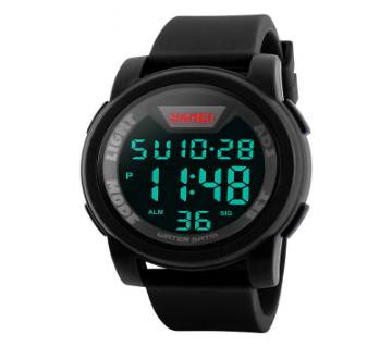 SKMEI 1218 LED Digital Watches Men Waterproof