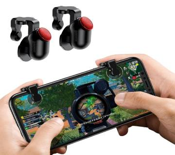 PUBG New Trigger Baseus Red-Dot Mobile Gaming Controller
