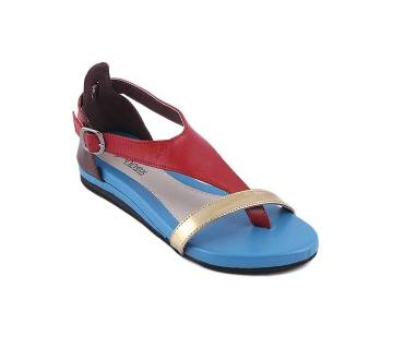 Artificial Leather Sandal for Women