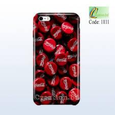 Coca-Cola Customized Mobile Back Cover