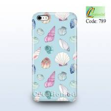 Oyster Customized Mobile Back Cover