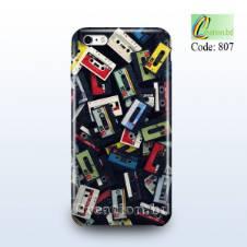 Cassette Customized Mobile Back Cover