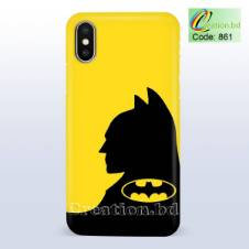 Batman Customized Mobile Back Cover