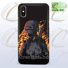 PUBG Customized Mobile Back Cover