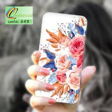 Floral Customized Mobile Back Cover