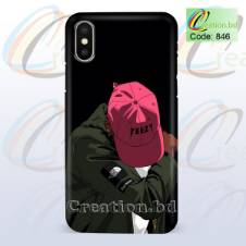 Yeezy Customized Mobile Back Cover