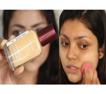 LAKME Pearl Perfecting Liquid Foundation  27ml - India
