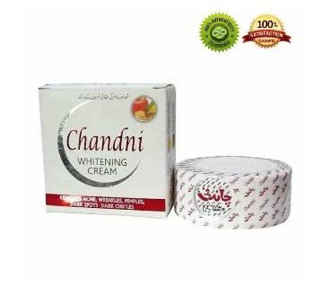 CHANDNI Whitening Facial Cream (Pakistan)