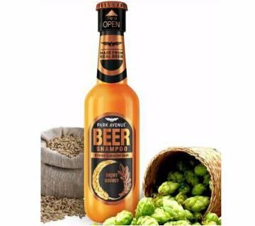 Park Avenue Beer shampoo ( Shiny & bounce) - 180 ml - India