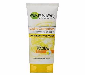 Garnier Light Face Wash 100mg - India