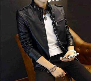 Gents Artificial Leather Jacket