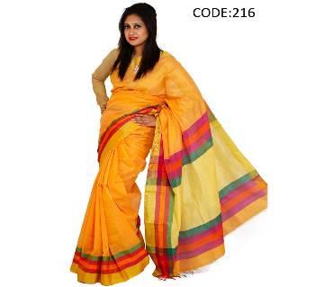 Multi Color Soft Silk Sharee
