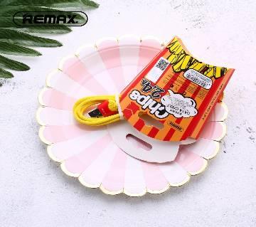 Remax Chips Series ডাটা ক্যাবল for iPhone 1M RC-114i