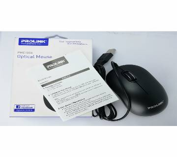 মাউস PROLINK USB অপটিক্যাল PMC-1006