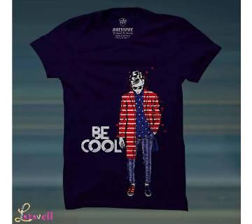 Be Cool Half Sleeve t-shirt