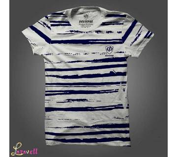 Half Sleeve Cotton T-Shirt