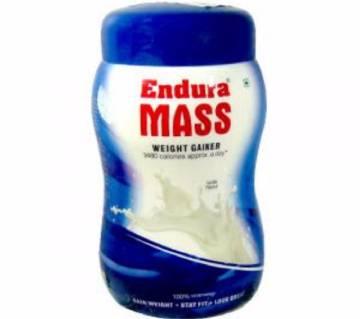 Endura Mass Supplement For Weight Gain - India