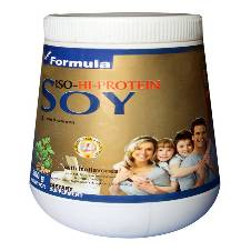 ISO Soya High Protein Dietary Supplement - Bangladesh