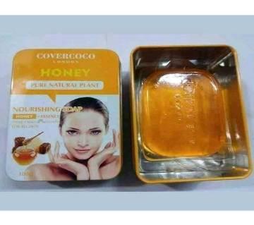Covercoco London Honey Soap London 100gm