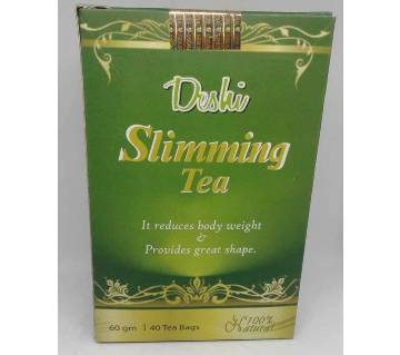 slimming tea 40 Tea Bags
