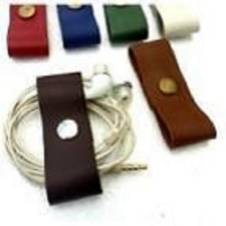 leather cable organizer 1 piece