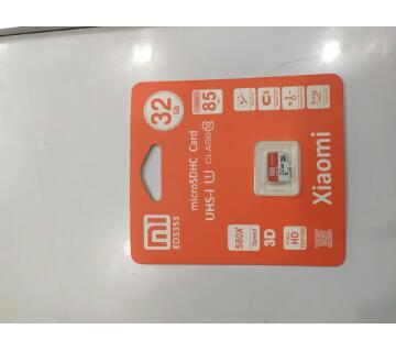 Xiaomi Micro SD memory card 32GB Class 10