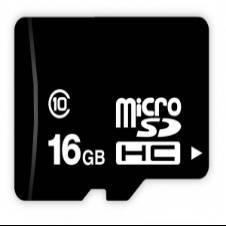 Micro SD মেমরি কার্ড Class-10 - 16gb