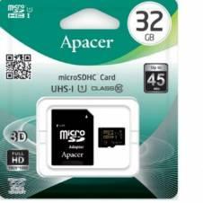 APACER MICRO SDHC CLASS10 মেমোরি কার্ড - 32GB