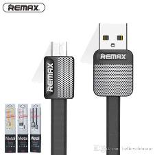 Remax USB Data Cable For micro USB Rc 044m - Black