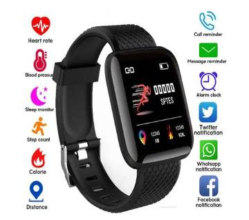 116+ PLUS WATERPROOF Smart Bracelet