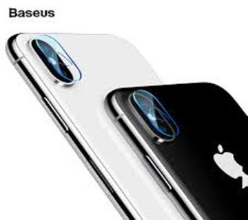 Baseus 2pcs iPhone X XR XS XSMax Tempered Lens Protector Camera Len Glass Film