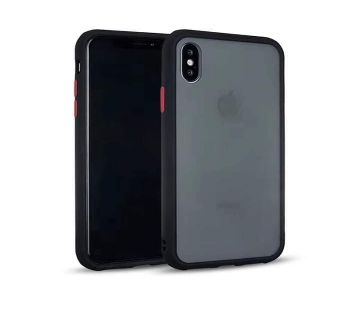 Shockproof Matte Transparent Luxury protection Back Cover For ONE PLUS7