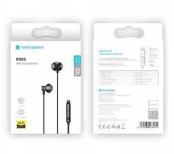 ROCK SPACE ES02 In-Ear Stereo Earphone