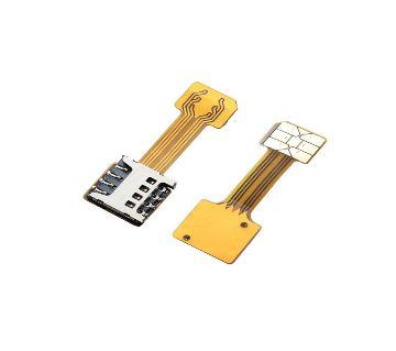 Hybrid SIM Slot Adapter [SIM Extender]