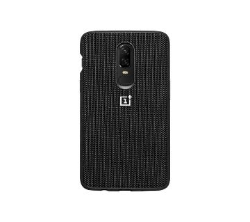 Nylon Back Case for OnePlus 6T