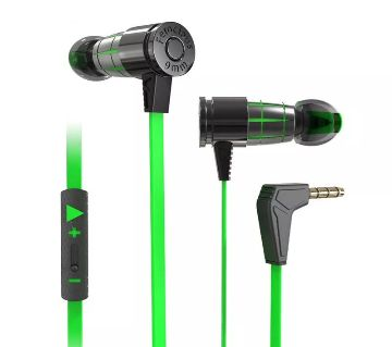 PLEXTONE G25 earphone With Mic In-ear Wired Magnetic