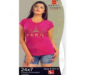 Ladies Cotton T-Shirt