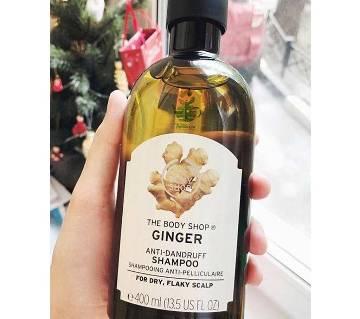Ginger Shampoo  400ml  Italy