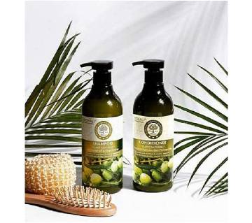 WOKALI Shampoo+Conditioner 550ml UK