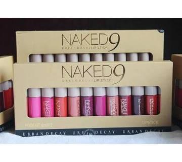 NAKED9 URBAN DECAY Lipstick Set 12pieces UK