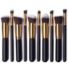 Kabuki Brush Set (10pieces)