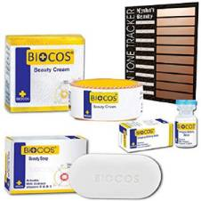 Biocos Emergency Whitening Serum & Cream Package (Pakistan)