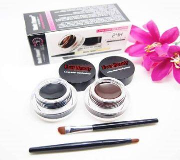 Ever Beauty Gel Eyeliner (Black & Brown ) - UK