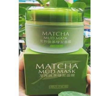 Laiku Matcha Mud Mask-85gm-korea