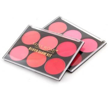 Miss Rose Blush Glow Kit 6g - UK
