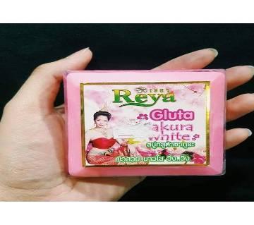 Gluta Sakura Whitening Soap-153gm-Thailand