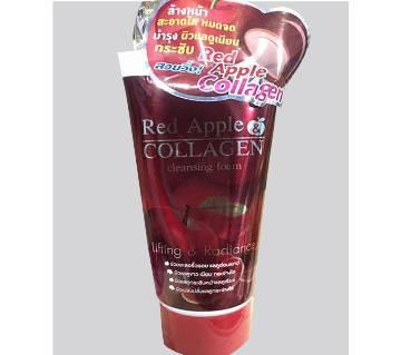 Red Apple Collagen Face Wash-100ml-Thailand